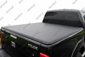 Toyota Hilux Eagle1 Soft Folding Tonneau Cover 2005-2015
