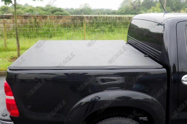 Toyota Hilux Eagle1 Soft Folding Tonneau Cover 2005-2015