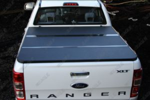 Ford Ranger SUPER CAB T6 Eagle 1 Hard Fold - With Ladder Rack
