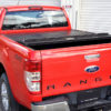 Bak Flip G2 Ford Ranger T6 Super Cab Hard Folding Tonneau Cover