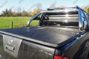 Roll Bar - Stainless Steel Universal -Fits With Tonneau Cover