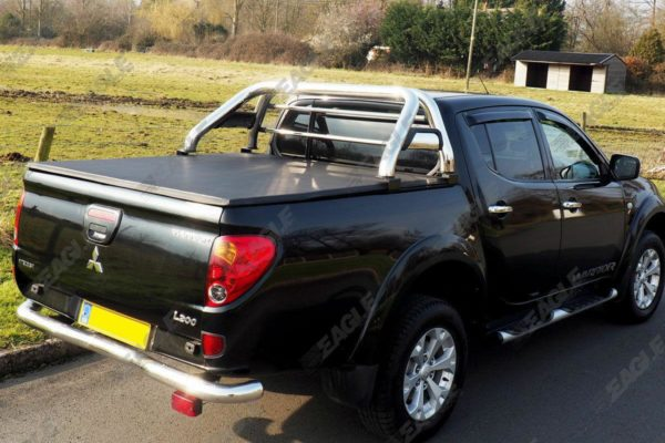 Mitsubishi L200 Roll Bar / Styling Bar Stainless Steel 2006-2015