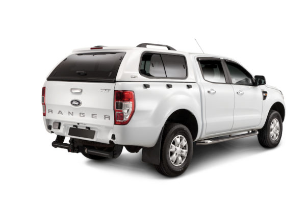 Ford Ranger T6 Hardtop Canopy - S Series - Sliding Side windows