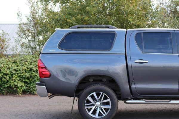 Toyota Hilux (Revo) 2016+ Hardtop Canopy - S Series