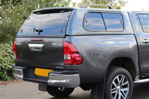 Toyota Hilux (Revo) 2016+ Hardtop Canopy - S Series