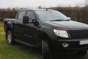 Ford Ranger T6 Xtenda Mirror - Extenable Towing Mirrors