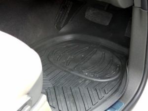Dirt Catcher Heavy Duty Rubber Tray Floor Mats