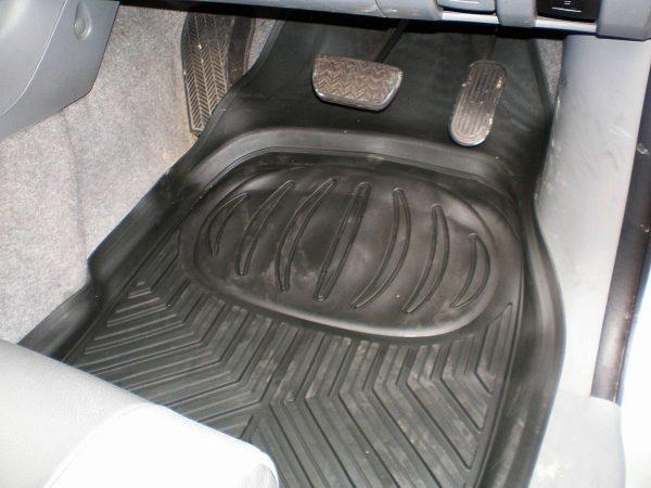 Dirt Catcher Heavy Duty Rubber Tray Floor Mats