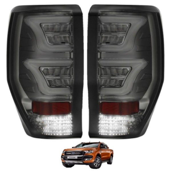 Ford Ranger T6 - LED Rear Lights - NEW STYLE