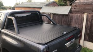 Toyota Hilux (Revo) 2016+ Armadillo Roll Top Cover D/C