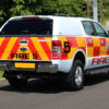 Ford Ranger T6 Hardtop Canopy white - L Series - Solid Sides