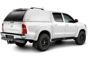Toyota Hilux (Revo) 2016+ Hardtop Canopy - L Series