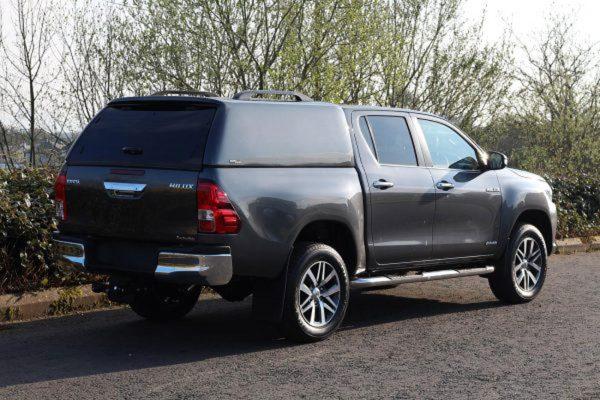 Toyota Hilux (Revo) 2016+ Hardtop Canopy - L Series
