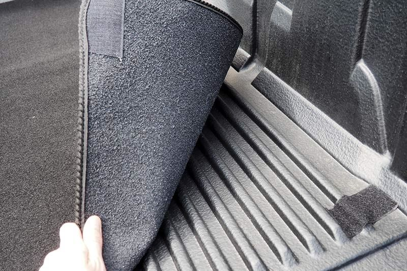 11+ HEAVY DUTY RUBBER CAR BOOT MAT FLOOR STEED PICK UP