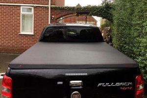Fiat Fullback Soft Tonneau Cover