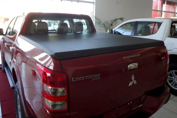 Fiat fullback soft bed cover