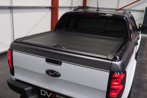 Ford Ranger Wildtark Black Roller Shutter