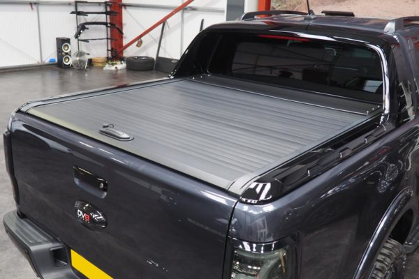 Ford Ranger Wildtrak Roll Top Cover