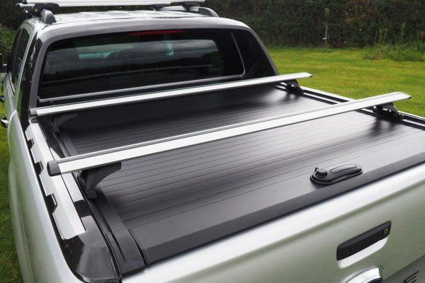 Ford Ranger Wildtrak ProRoll Roller Shutter with Cross Bars