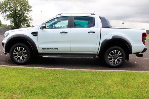 Ford Ranger T8 - EGR Smooth Arches