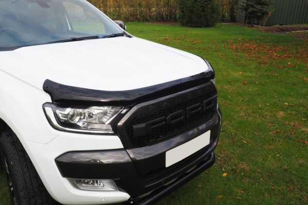 Ford Ranger T7 2016+ Bonnet Guard