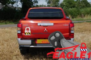 Mitsubishi L200 Series 6 2019+ Eagle1 Power Lock
