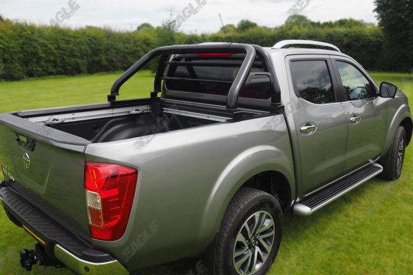 Universal Roll Bar - Fits With Tonneau Cover - No Brake Light
