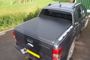 Ford Ranger Wildtrak 2012+ Soft Roll Up Cover - WILDTRAK