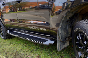 Ford Ranger T6 Falcon Side Steps