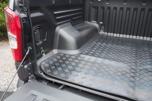 SsangYong Musso Rubber Non Slip Load Bed Liner Mat (Dog mat)