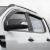 NEW Ford Ranger T6 Wind Deflectors - Set of 4 - EGR