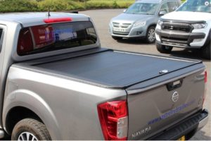 Nissan Navara NP300 D/C - Armadillo Roll Top Cover