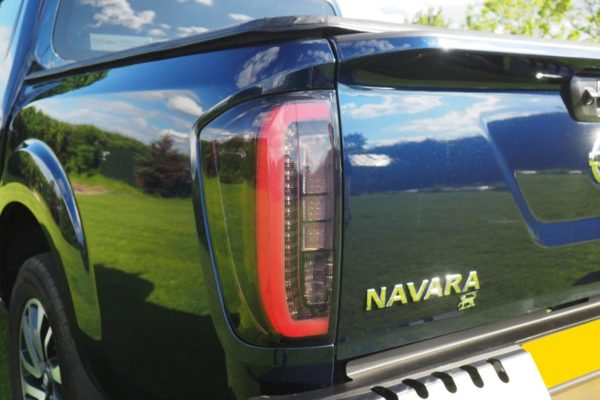 Nissan Navara NP300 Rear LED Tail Lights - NO FOG LIGHT