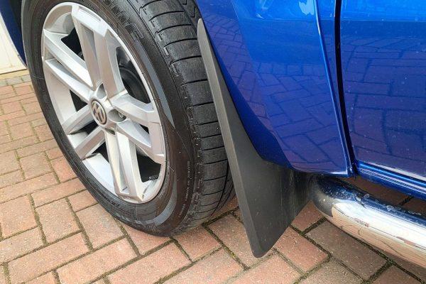 VW Amarok Mud Flaps