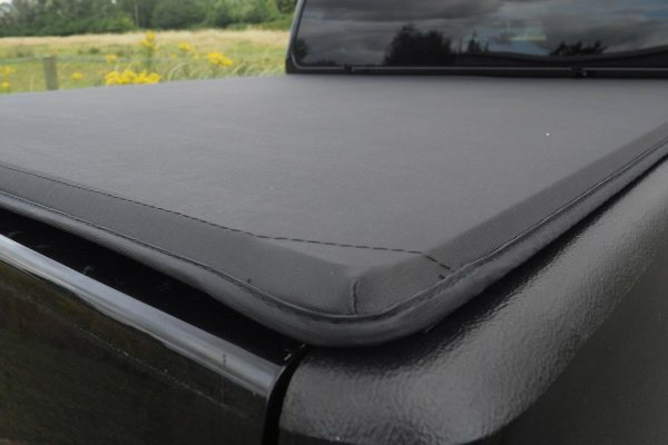 Isuzu Dmax D/C 2012+ Soft Roll Up Tonneau Cover - Sail Cloth