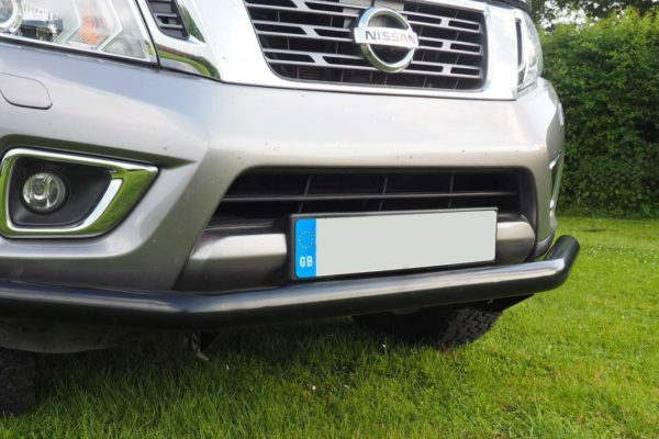 Nissan navara NP300 City Bar Black