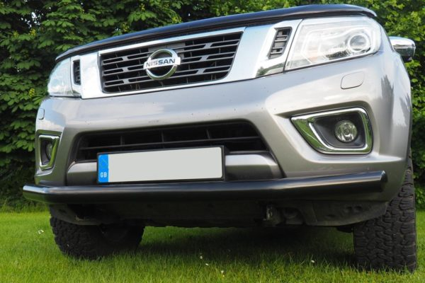 Gloss Black Spoiler Spoiler Bar for NP300 Navara