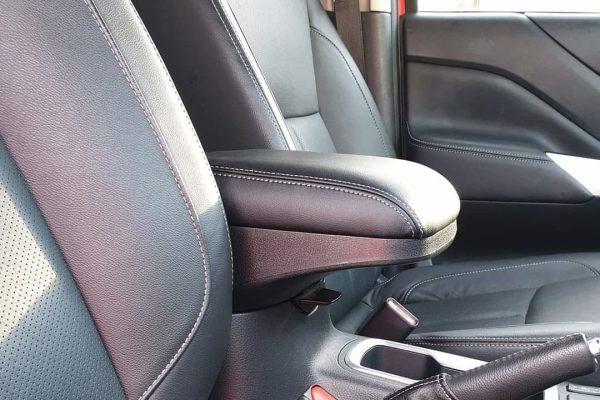 Nissan Navara NP300 Centre Armrest upgrade