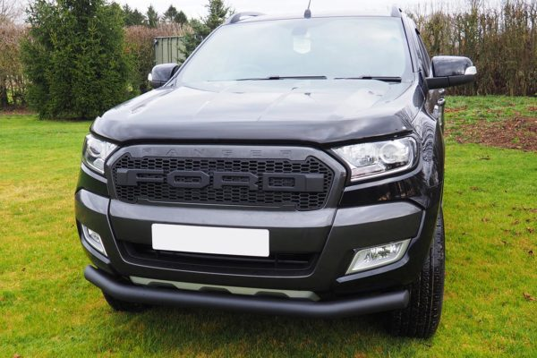 Ford Ranger Black Spoiler Bar
