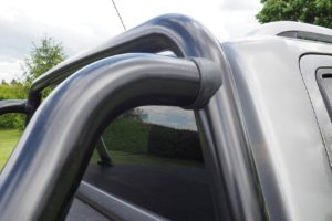 Toyota Hilux ST Roll Bar Black 16+