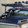 Mercedes X Class Combat Roll Bar and Roof Basket