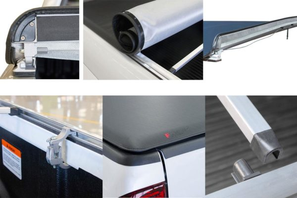 Great Wall Steed 6 Soft Roll Up Tonneau Cover 2018+