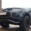 Mitsubishi L200 Black Rhino Spoiler Bar