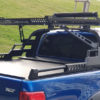 Toyota Hilux Roll Bar With Roof Basket Combat