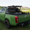 Toyota Hilux Roll Bar and Roof Basket