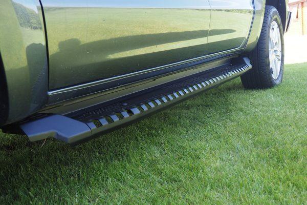 Mitsubishi L200 FALCON Side Steps Runner Boards