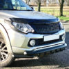 Mitsubishi L200 Rhino City Bar Black