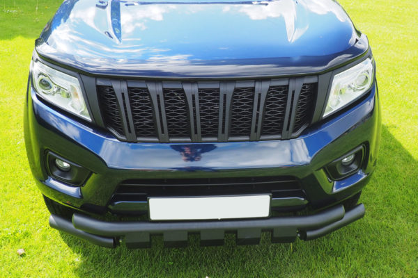 Mitsubishi L200 Black Rhino Spoiler Bar City Bar