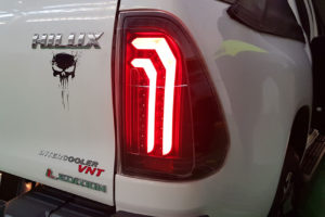 Toyota Hilux Revo Rocco LED Rear Taillights