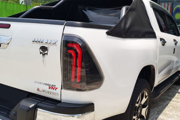 Toyota Hilux LED Taillights